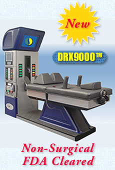 DRX9000 Spinal Decompression Machine