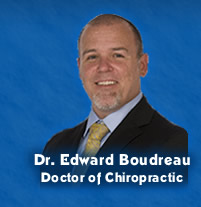 Dr. Edward Boudreau, Chiropractor, Salama Chiropractic Center of Oak Ridge NC